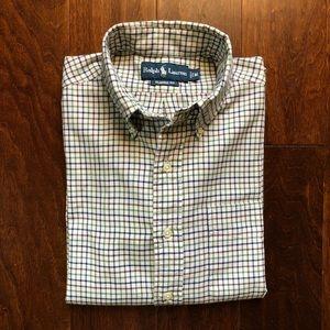 Ralph Lauren Classic Fit Button Down Shirt M